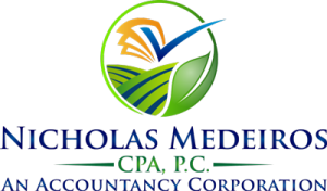 N. Medeiros Corp Logo